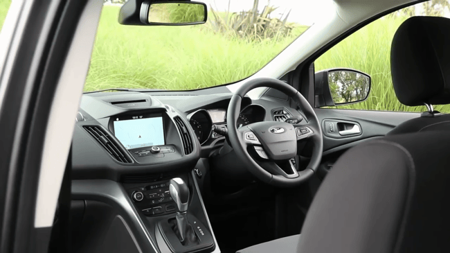 ford escape 2017 review