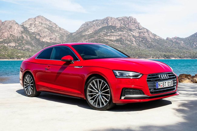 audi a5 2017 review australian price and features. Black Bedroom Furniture Sets. Home Design Ideas