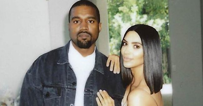who is kim kardashian's surrogate