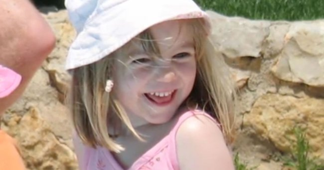 Last photo Madeleine McCann