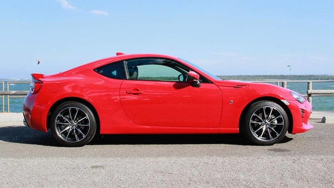 2017 toyota 86 gt review australian price and features. Black Bedroom Furniture Sets. Home Design Ideas