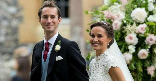 pippa middleton wedding spencer matthews