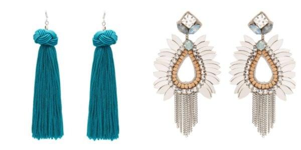 54d3447427f0 Sportsgirl earrings  16.95 (left) and  24.95 (right). Image via Sportsgirl.