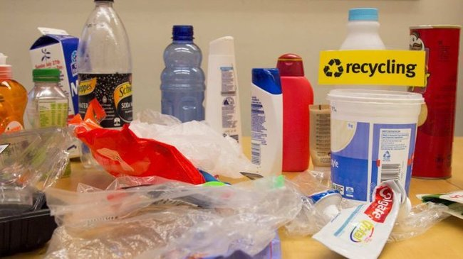 how to know if plastic wrap is recyclable