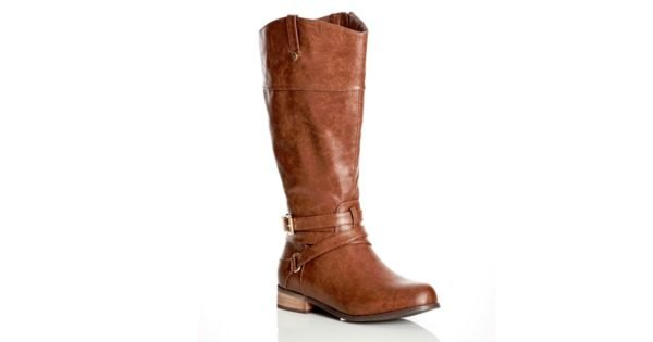76435986bf4 Top 5 wide calf boots for winter from a fat girl who wears them daily
