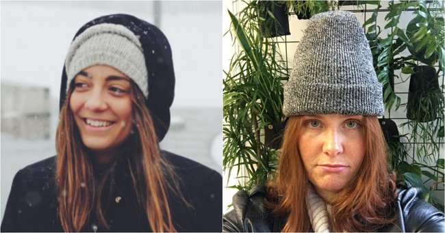 How to wear a beanie this Winter, from an Aussie stylist.