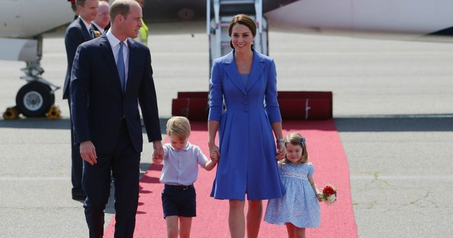 william and kate matching outfits