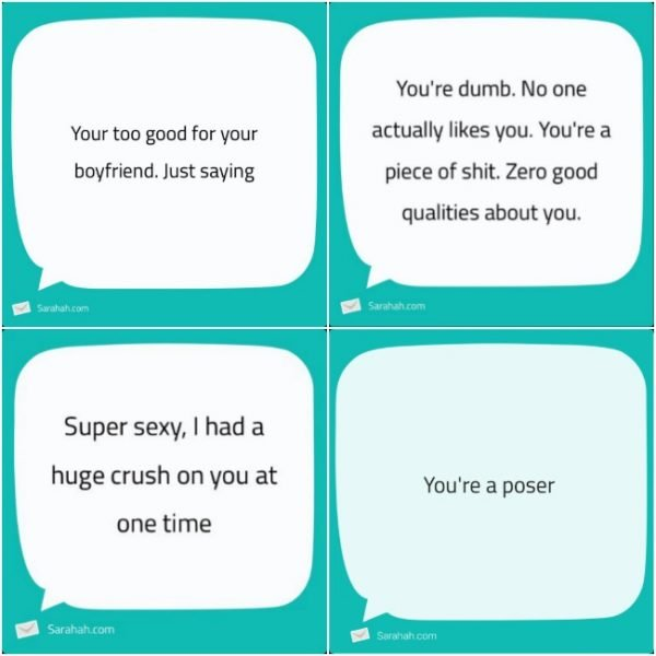 What is Sarahah? New messaging app raises cyberbullying