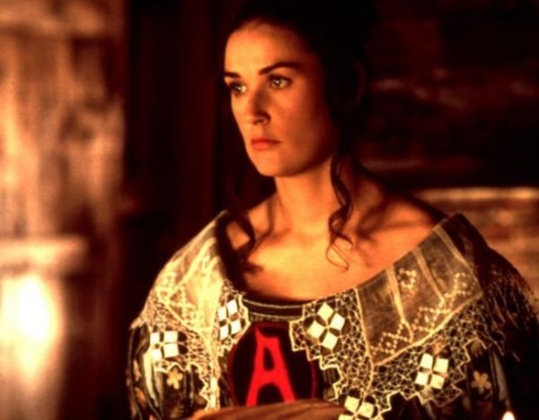 the scarlet letter novel vs film The scarlet letter: the book vs the movie demi moore's portrayal of hester in  the movie the scarlet letter proved her worth as a feminist actress, which led her .