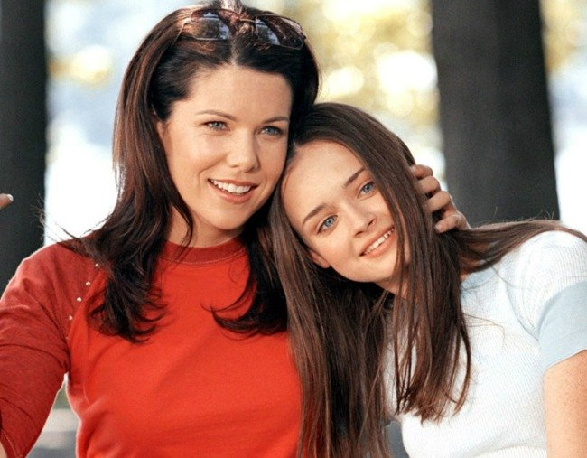 gilmore girls ridiculous plot points