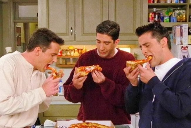 Seven signs your love affair with pizza is legit