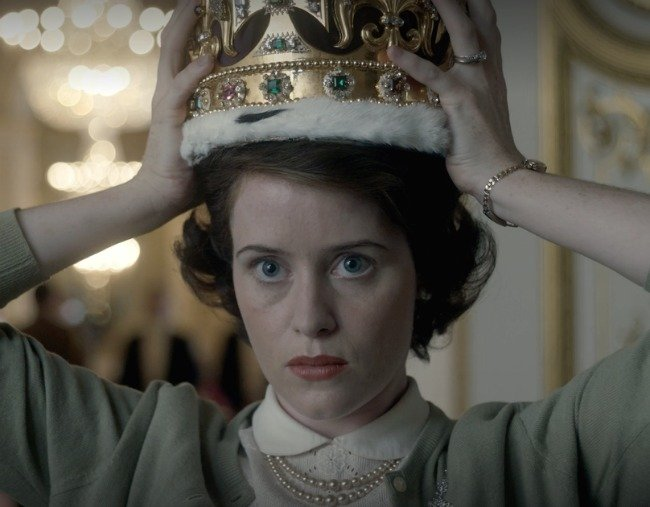 claire foy the crown