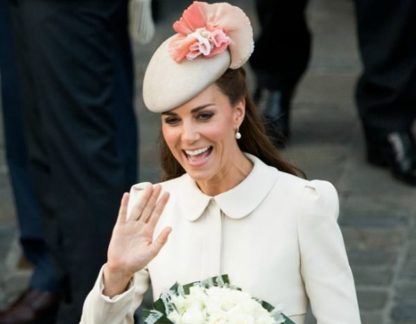 kate middleton pregnancy clue