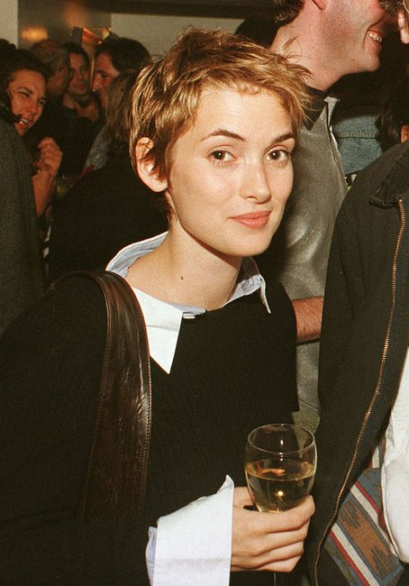 Winona Ryder at the Nantucket Film Festival
