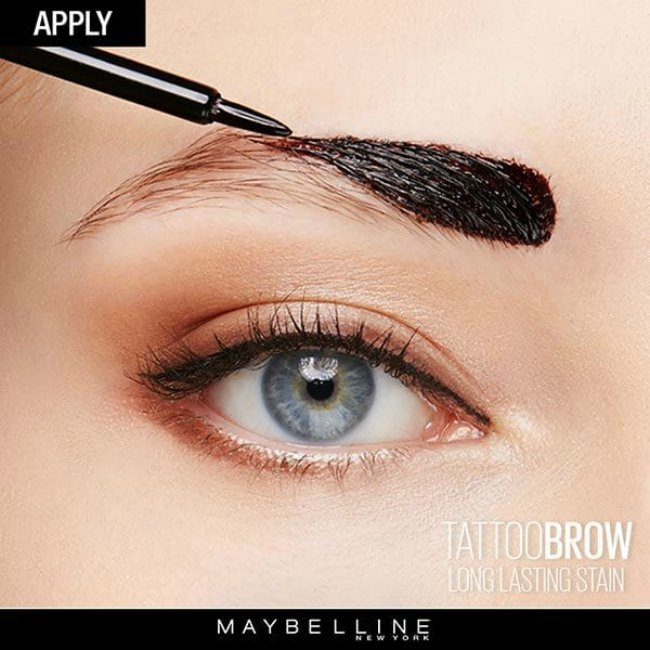 An Honest And Comprehensive Maybelline Brow Tattoo Gel Review