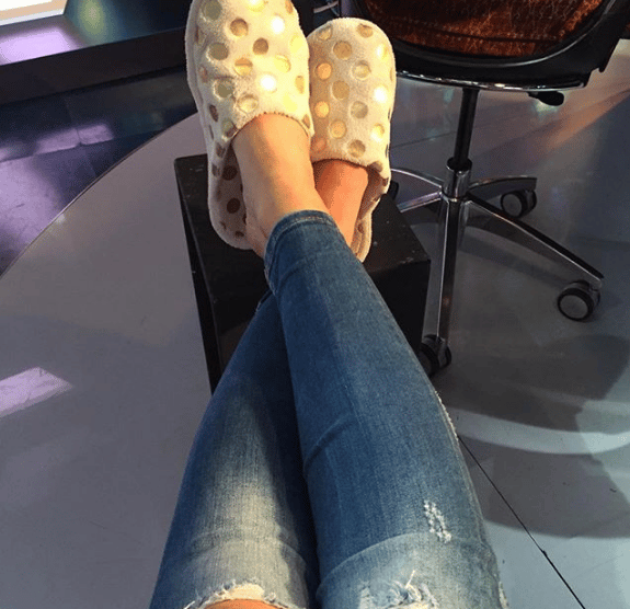 carrie bickmore slippers