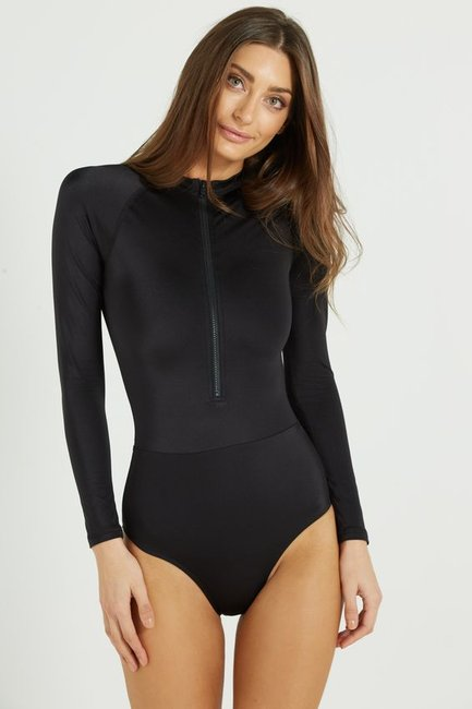 186f4c023 We've found 10 of the best long sleeve swimsuits to wear this Summer.