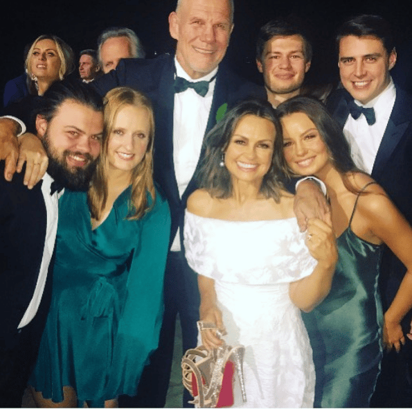 lisa wilkinson wedding