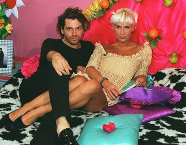 michael hutchence and paula yates The Tube