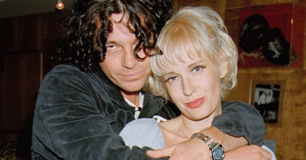 michael hutchence and paula yates 1996