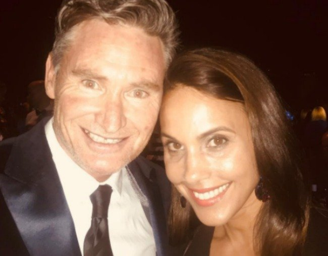 dave hughes wife - photo #14