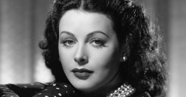 The Most Beautiful Woman In The World Hedy Lamar -4415