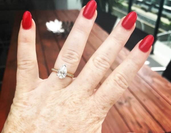 My Enement Ring | I Broke My Engagement Ring I M The Worst Bride To Be Ever
