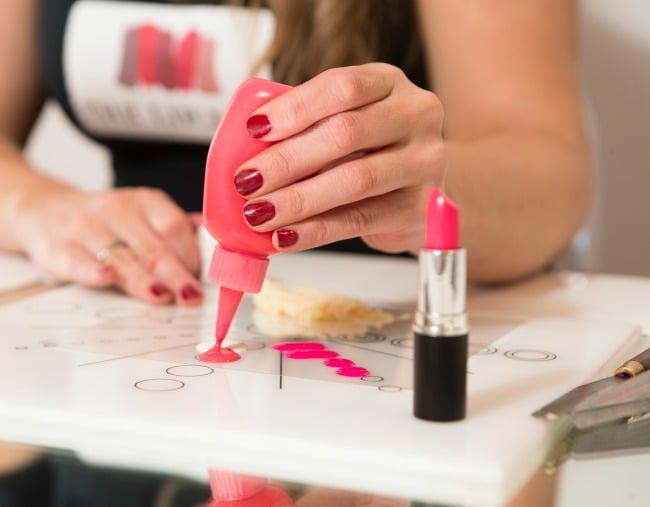 Lip Lab Lipstick Being Made