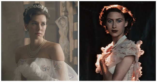 The Photo Of Princess Margaret That Inspired Scene From The Crown