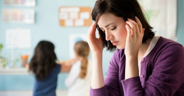 family violence from a teacher's perspective