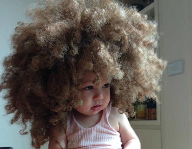 These Are The Eight Worst Things About Curly Hair