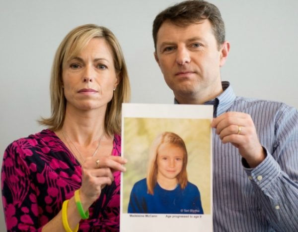 madeleine mccann christmas presents
