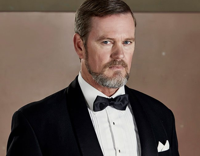 Craig McLachlan on The Doctor Blake Mysteries