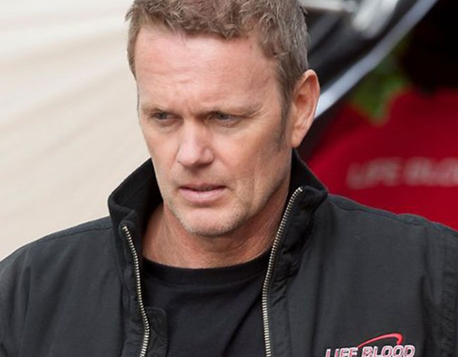 Craig McLachlan in Rescue: Special Ops.