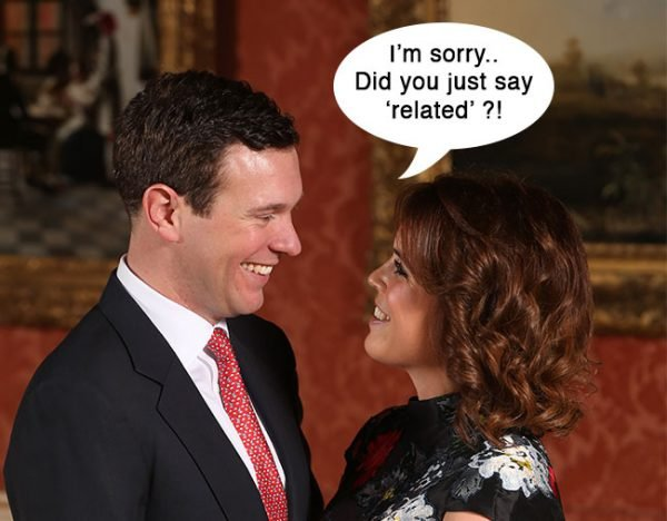 Princess Eugenie Jack Brooksbank related