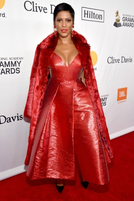 2018 Grammys Red Carpet Fashion