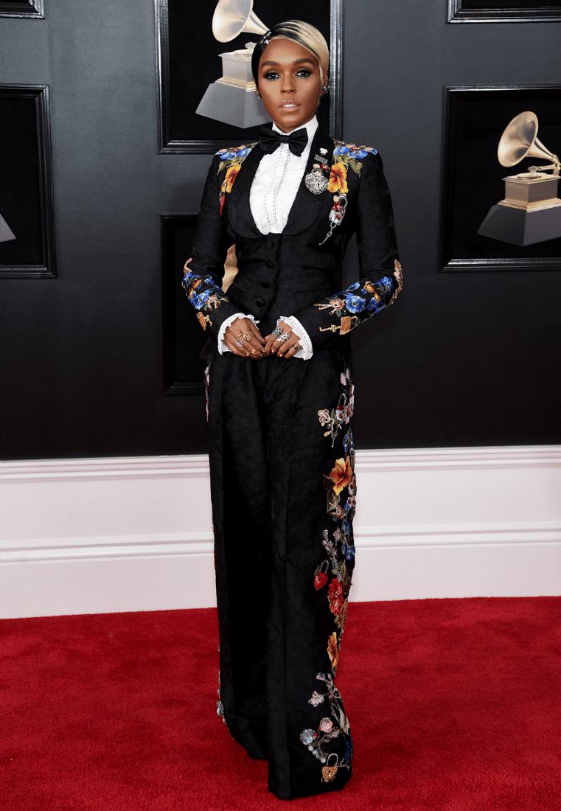 2018 Grammys Red Carpet Fashion