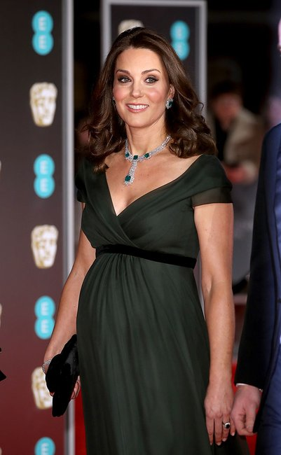 Kate Middleton BAFTAs 2018