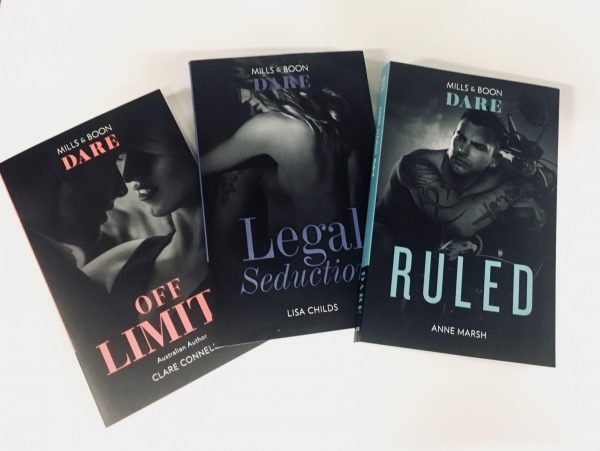 Mills and Boon has a new 'Fifty Shades of Grey' inspired series