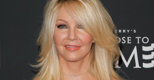 Melrose Place Actress Heather Locklear Arrested On Suspicion Of