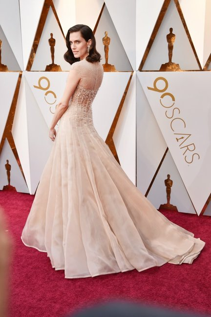 Allison-Williams-90th-annual-academy-awards