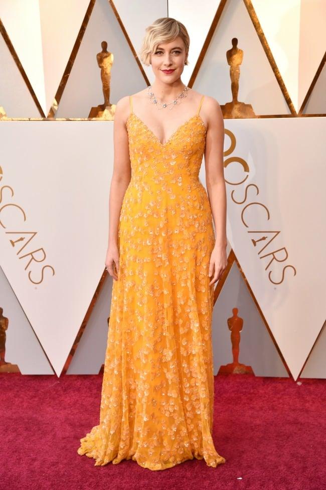 Greta-Gerwig-90th-Annual-Academy-Awards