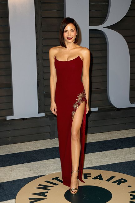 Jenna Dewan Tatum oscars after party 2018
