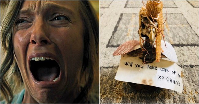 Toni Collette S New Movie Is Leaving Creepy Dolls At