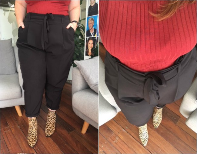 New Look Curve Tailored Pant