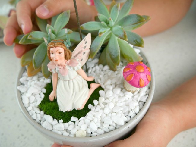 fairy garden party activities