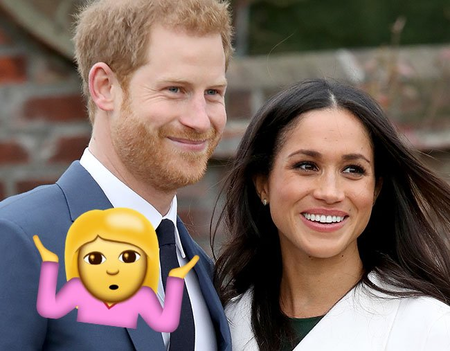 Is short hair a cry for help for Royal wedding dress code