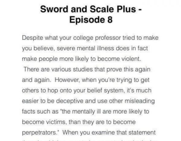 The List Of Accusations Directed At Mike Boudet Host Of Sword And