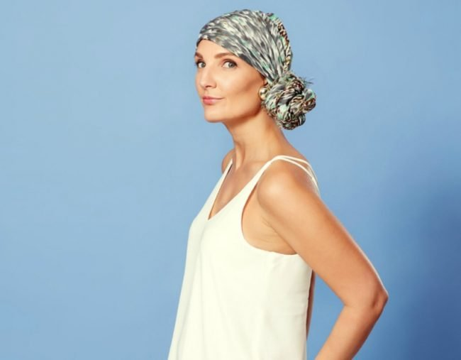 1dad927dc Where to buy head scarves. How Emily's cancer inspired a business.