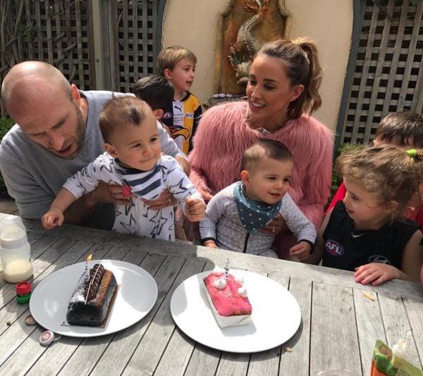 Chrissy Teigen Daughter Birthday Cake Luna Has Turned Two
